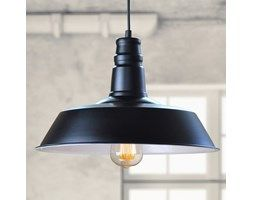 Lampa Factory Black 009M o średnicy 360 mm