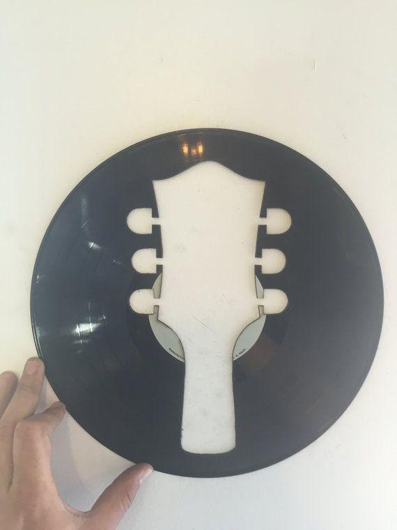 manche de guitare représentation de lartiste de par SCHROCKMETALFX