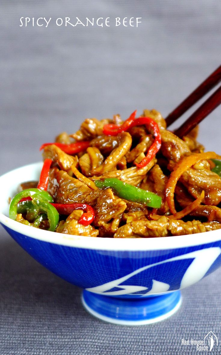 Savoury, fruity, slightly sour and refreshingly spicy, orange beef stir-fry is a comforting dish that can be easily prepared in your own kitchen.