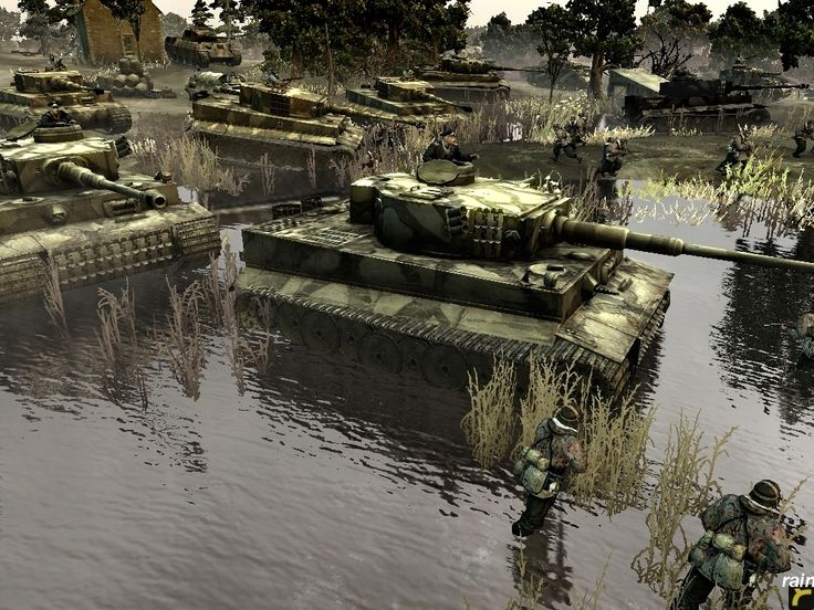 OperationCitadel- Kursk,northern face by rainamechan.deviantart.com on @DeviantArt