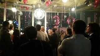 30th birthday party  Www.theharbourkitchen.com.au
