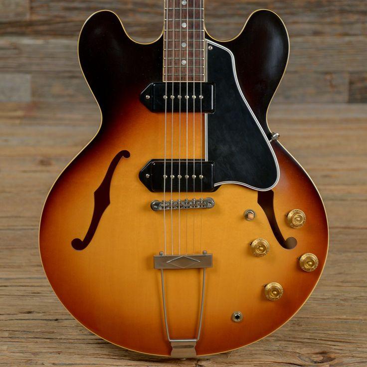 Gibson ES-330 Sunburst 2013 (s981)