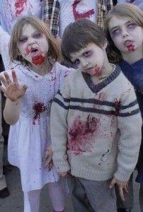 zombie kostuum kinderen