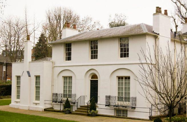 John Keats house (15 Must-See Literary Sights in London | Fodors)