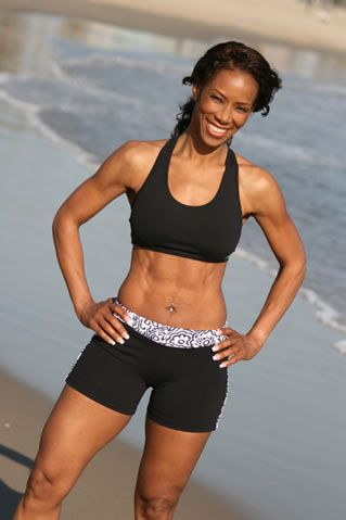 Wendy Ida - She's 61 years old and looks fantastic.  AND she only started working out at 43!  So inspirational!!!