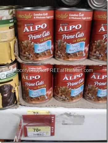 New coupon for Alpo Dog Food!    http://www.groceryshopforfreeatthemart.com/2012/10/alpo-dog-food-just-55-a-can/