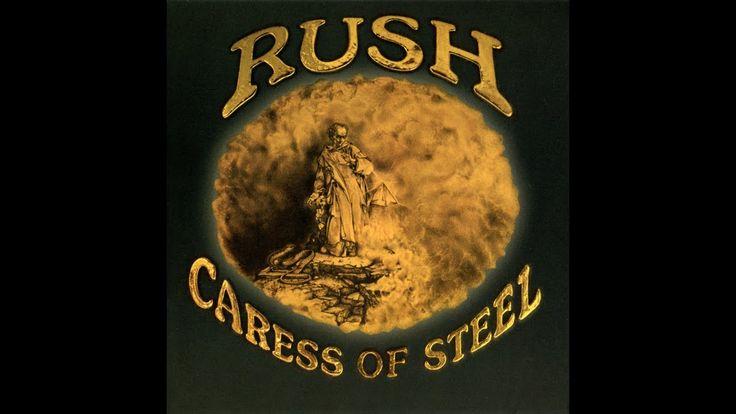 Rush - Caress Of Steel (Full Album, 1975) HD