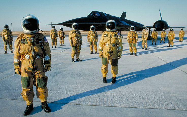 Den her gennemgang af spionflyet SR-71 Blackbird er helt fantastisk