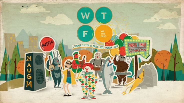 WE THE FEST 2014 - OFFICIAL #WTF14 FESTIVAL MIX.  Featuring: - Ellie Goulding - Azealia Banks - Banks - Goldroom - Havana Brown - Jessie Andrews - Mayer Hawthorne - Miami Horror - RAC - Timeflies