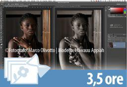 Photoshop-Correzione del colore di altre venti fotografie passo a passo