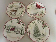 79 best Better Homes Gardens holiday heritage dinnerware