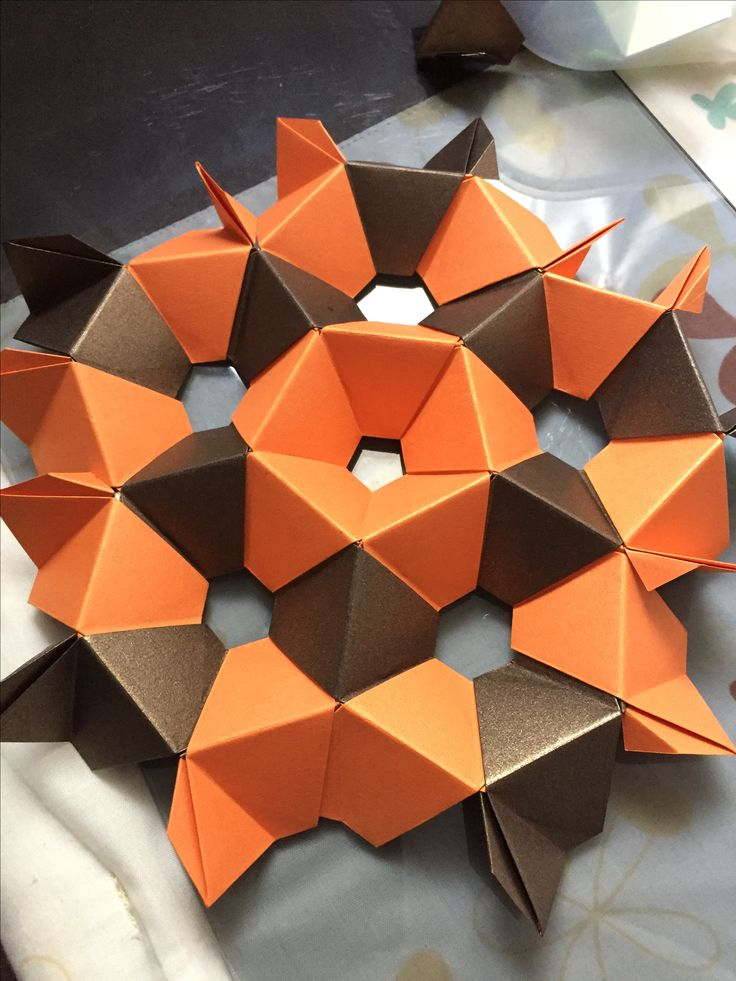 In progress truncated icosahedron
