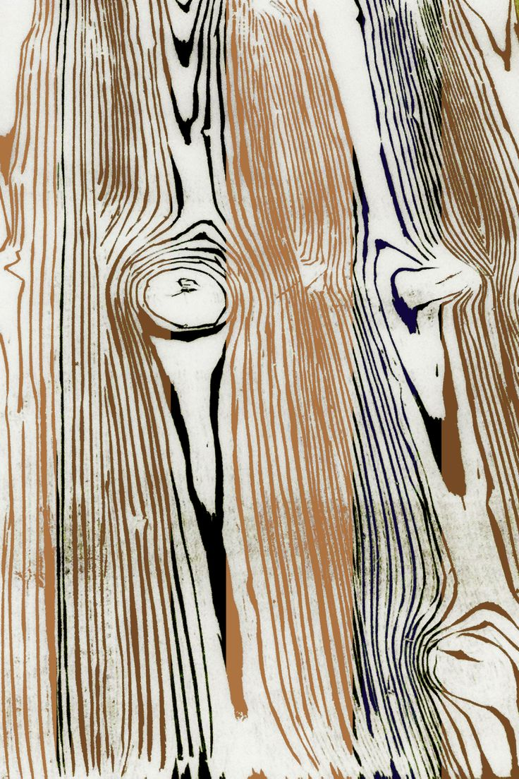 Texture created from wood print. Texture was placed as one of finalists in CarpetVista competition.