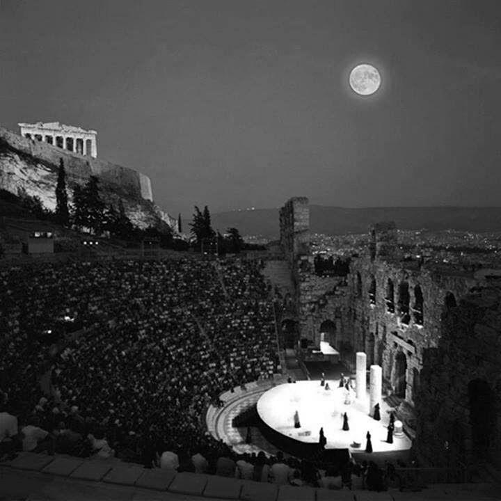 Athens,Greece,Ηρώδειο