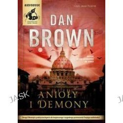 Anioły I Demony - Książka Audio Na Cd - Dan Brown, Audiobooki w języku polskim <JASK>