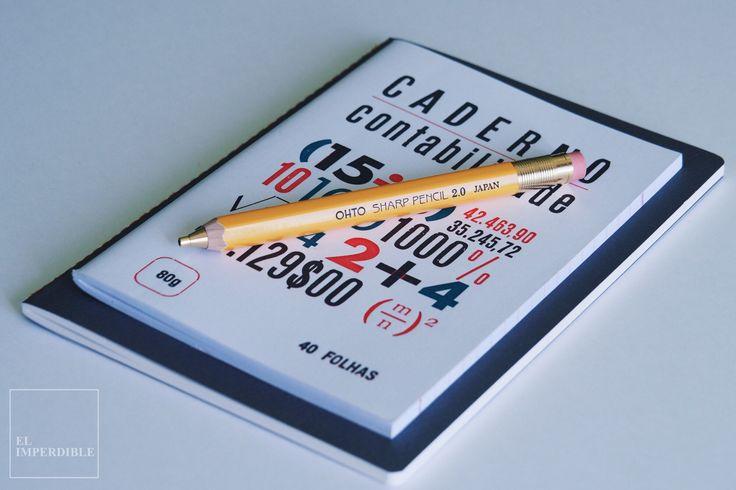 Diseñado y fabricado por en Japón, el Ohto Sharp Pencil 2.0 cuenta con un diseño icónico inspirado en los lapiceros americanos.