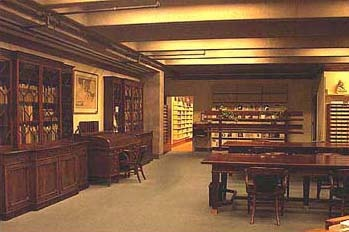 Special Collections reading Room, 5th floor, Killam Library