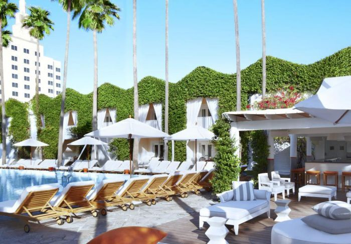 Delano South Beach Launches Privileged Sundays Pool Party