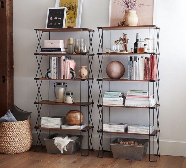 Pottery Barn s New Small-Space Furniture Collection Is Perfect for Your  Teeny Tiny Apartment