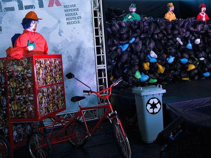 Especializado em sustentabilidade, o projeto educativo Relix distribui 100 bicicletas do modelo Ciclolix para 25 cooperativas de catadores de lixo da capital pernambucana, no próximo domingo, dia 14.