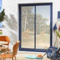 Peindre une fenêtre en aluminium