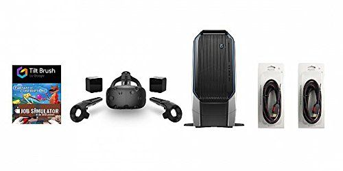 HTC Vive 5 Items Bundle: HTC Vive Virtual-Reality Headset & Alienware Area 51 (importado) - https://realidadvirtual360vr.com/producto/htc-vive-5-items-bundle-htc-vive-virtual-reality-headset-alienware-area-51-series-desktop-package-16gb-2tb-128ssd-bundle-with-2-mytrix-high-quality-hdmi-cable-and-3-gam-versin-ee-uu-importado/ #RealidadVirtual #VirtualReaity #VR #360 #RealidadVirtualInmersiva