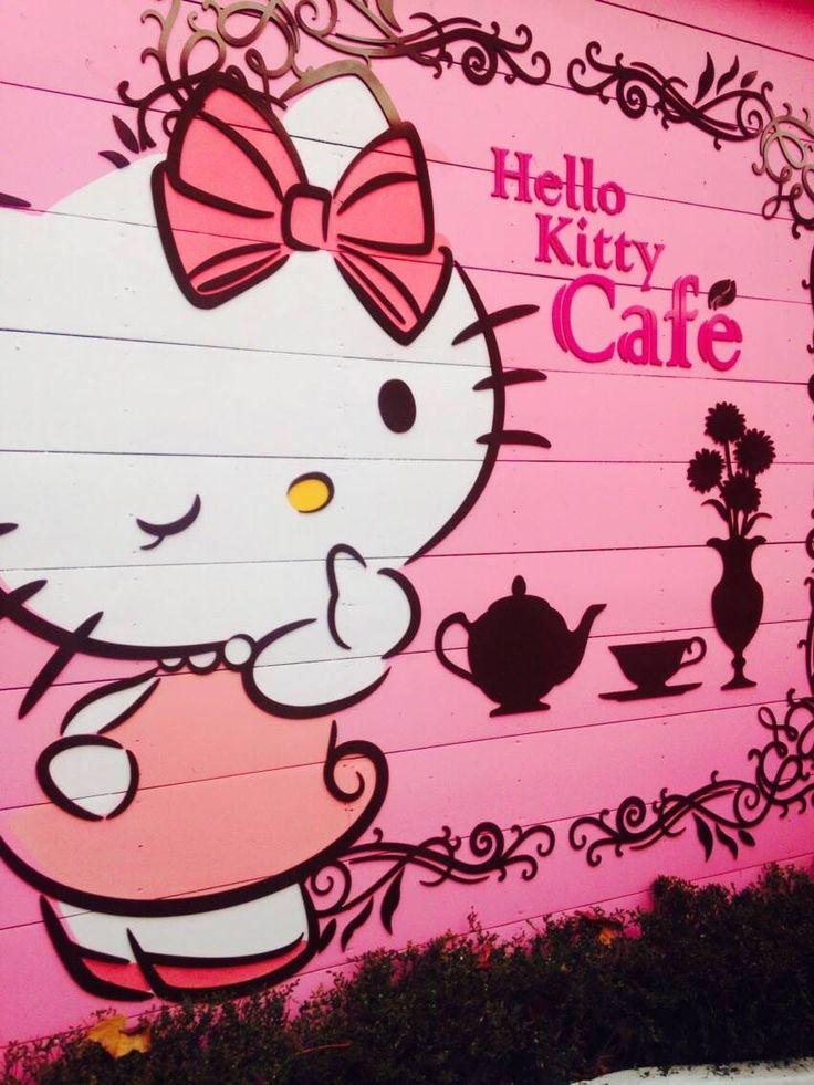 Hello Kitty café, Korea =(^.^)=
