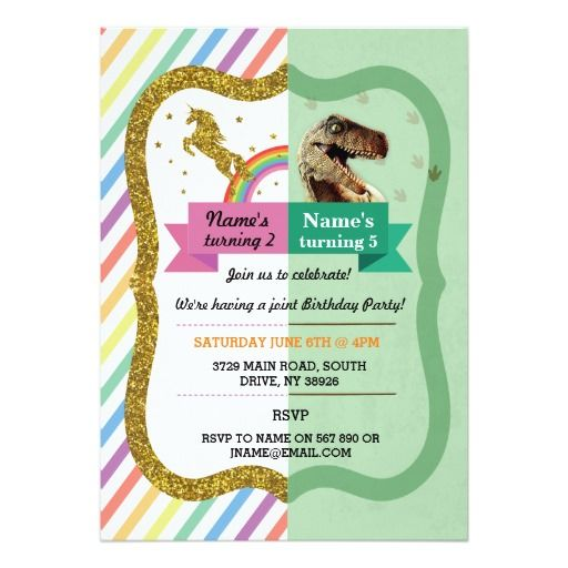 Best Twins Birthday Party Invitations Images On Pinterest - Birthday invitation name