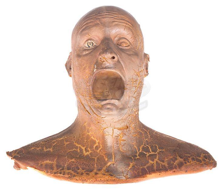 Dr. Rene Belloq's FX Head (Paul Freeman)