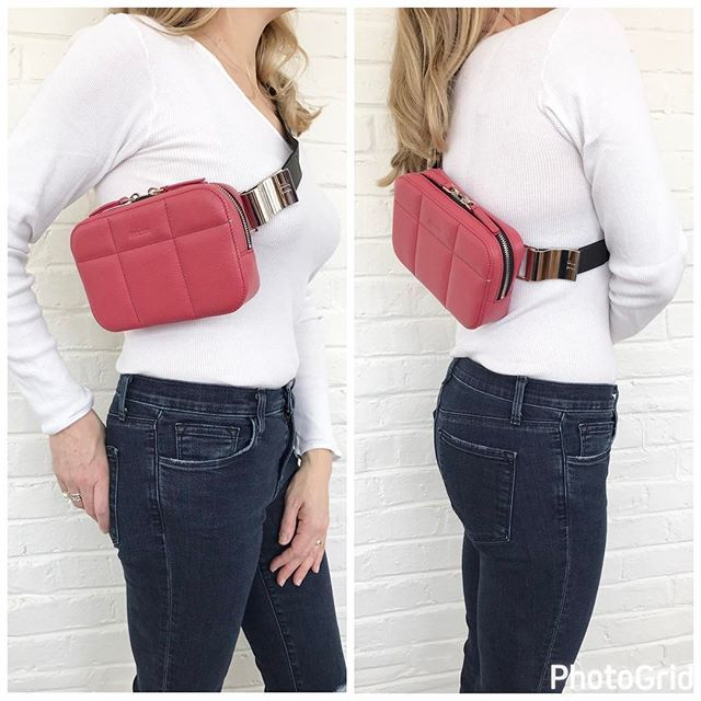 Who says you need to wear your Holdur on your waist? Holdur = versatility. . . . . . #madeincanada #coachella2017 #madeinmontreal #handcrafted #itsaholdur #holdur #fannypack #messengerbag #courierbag #holdurpetit #beltbag #waistbag #ooaks17 #ooakdiaries #ooak_toronto