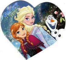 Disney Frost Feber Hjärtebok (Heftet)