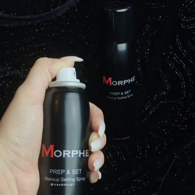 Prep & Set Makeup Setting Spray by Morphe #15