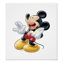 Laughing Micky Mouse