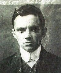 Squizzy taylor notorious Melbourne gangster from the 20s