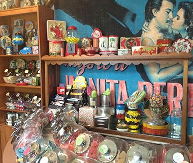 Angeles candy in los store vintage