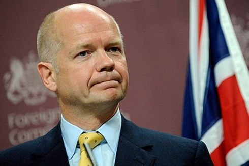 Ex-UK Foreign Secretary William Hague warns Spain could hold UK 'hostage' over Gibraltar :http://www.theolivepress.es/spain-news/2016/11/06/ex-uk-foreign-secretary-william-hague-warns-spain-could-hold-uk-hostage-over-gibraltar/