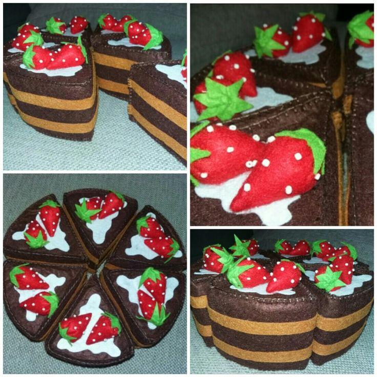 Filc sütemény