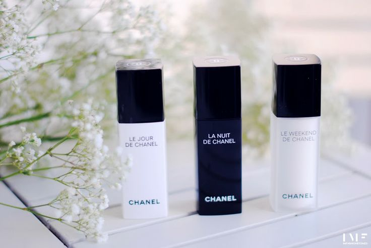 Chanel skincare le weekend