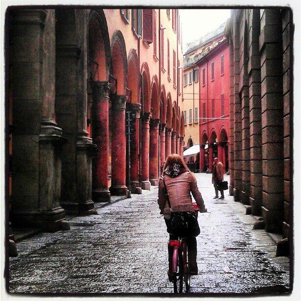 Bologna, Italy - Instagram by @AsgeirPedersen #blogville