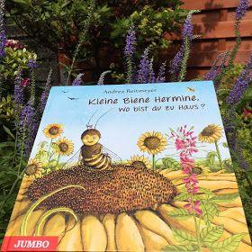"""""""Kleine Biene Hermine, wo bist du zu Haus?"""" oder Werde auch du ein Bienenretter! – Jenny Weiß"""