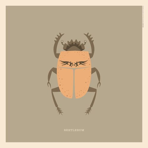 """#Blur's """"Beetlebum""""   An Illustrated Guide To Every Animal In Rock Music   Co.Design   business + design"""