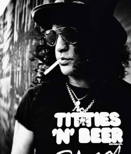 Slash Quotes - Slash Guns N' Roses What I've Learned Interview