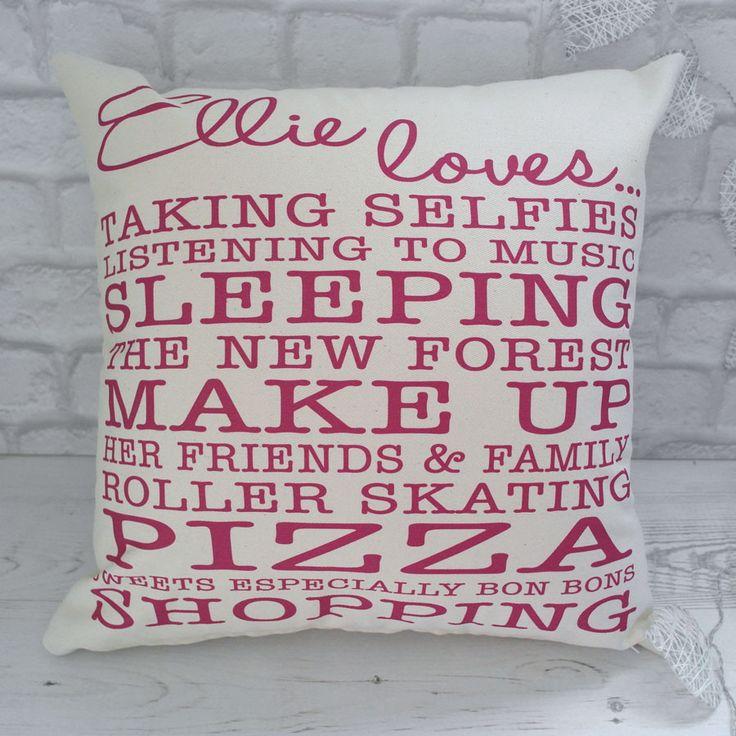 Loves...Cushion | All Things Interior