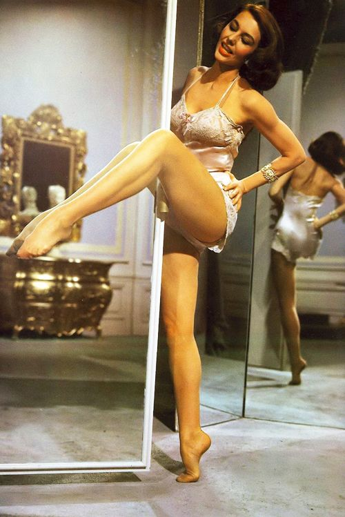 Cyd Charisse in Silk Stockings (1957)