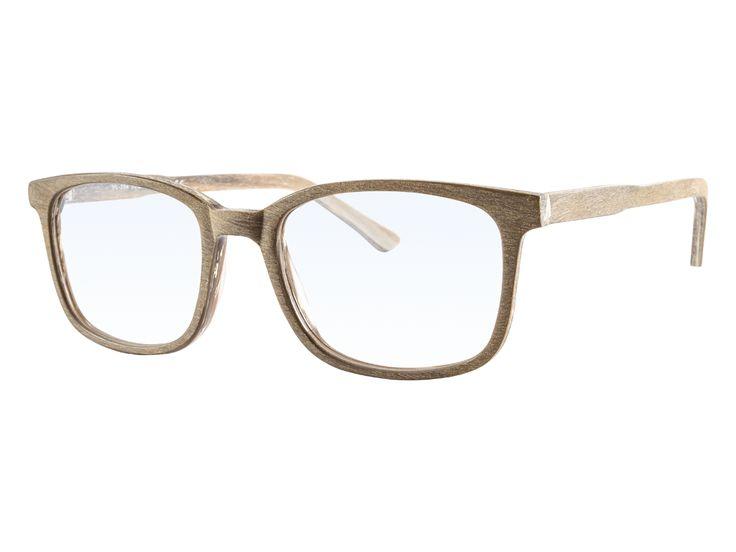 la praticità della plastica e l'eleganza del legno Mod. 284 #eyewear #woodeyewear