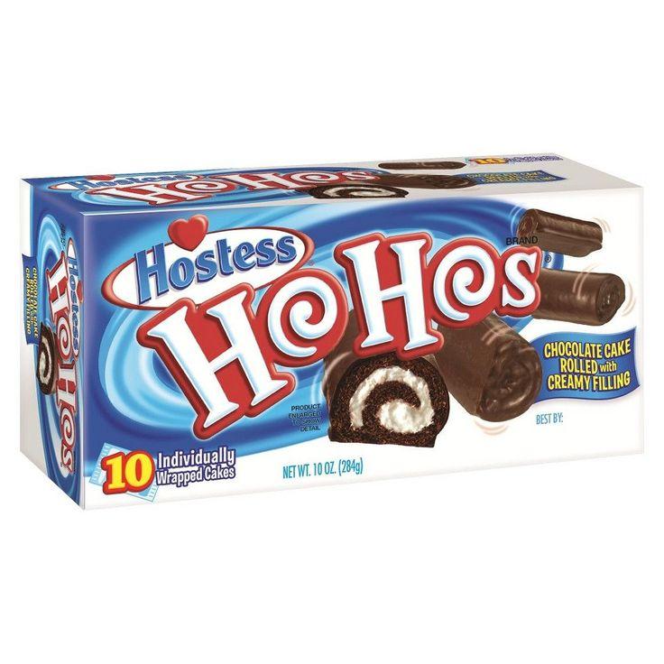 Hostess Ho Ho's 10ct, Cakes