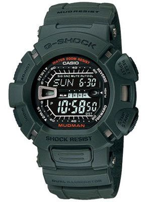 Casio G-Shock Mudman G-9000-3V G-9000-3 Men's Watch