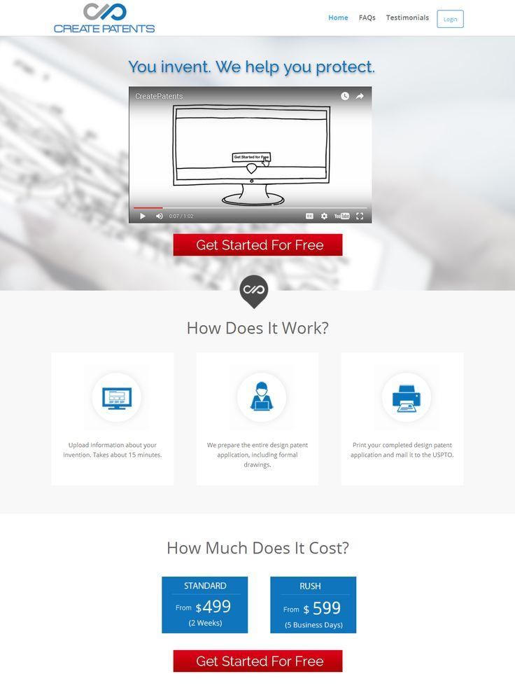 online Design Patents Ordering Portal