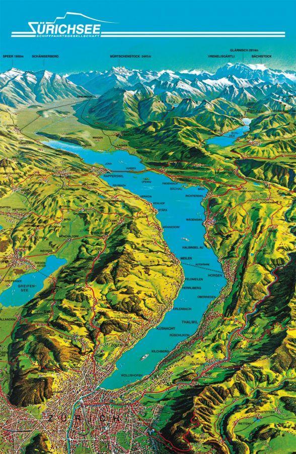 Der Zürichsee - ZSG
