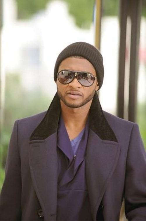 Is is pathetic to have a crush on a R star or any star for that matter? Oh, well..Usher, Usher, Usher. :)